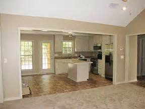 raised ranch kitchen remodel three bedroom split layout
