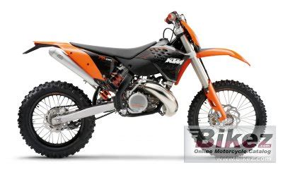 2009 Ktm 300 Exc Specs 2009 Ktm 300 Exc Specifications And Pictures