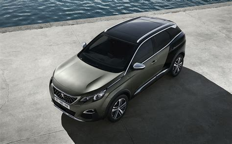 gt gt 2017 peugeot 3008 gt gt line suvs revealed photos 1 of 14