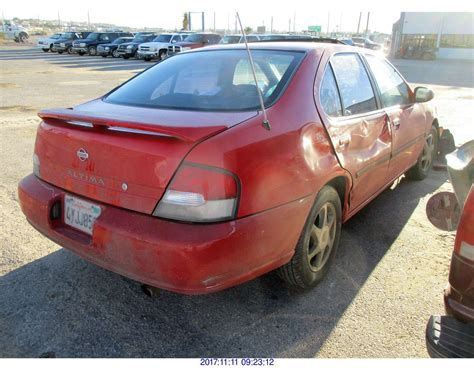 1999 nissan altima parts only rod robertson