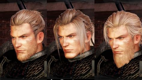 Hairstyle Menu by Nioh How To Unlock Barber Menu And Change Hairstyles