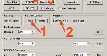 Canon E27 Error Reset Mp 198 | canon mp190 8 error e27 quot ink absorber is full quot resetter