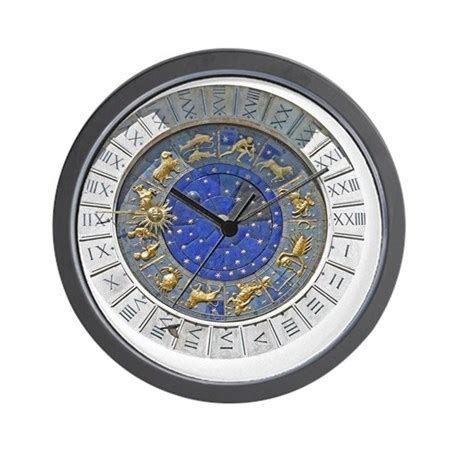 astronomical wall clock astronomical watch 001 wall clock by admin cp112632970