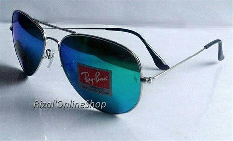 Harga Frame Kacamata Merk Rayban jual sungglasses kacamata outdoor merk rayban aviator jade