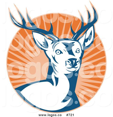 company with a buck in the logo royalty free vector logo of a buck by patrimonio 721