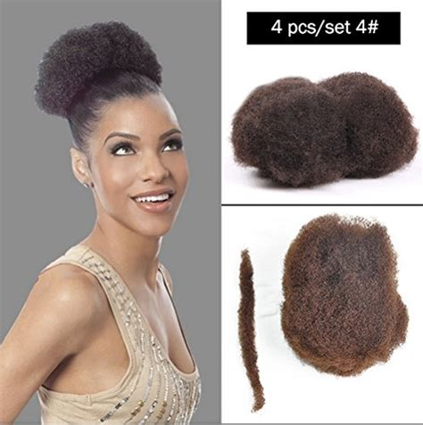 Yonna Set yonna hair 4pcs lot tight afro bulk