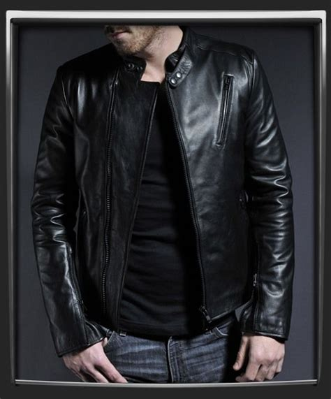 Jaket Kulit Sintetis 70 tony stark s leather jacket from soul revolver jackets leather jackets leather