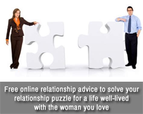 Free relationship advice for women marriage