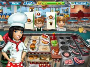 cooking fever screenshots and facts