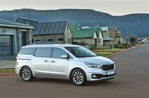 The New Kia Sedona The All New Kia Grand Sedona Road Safety