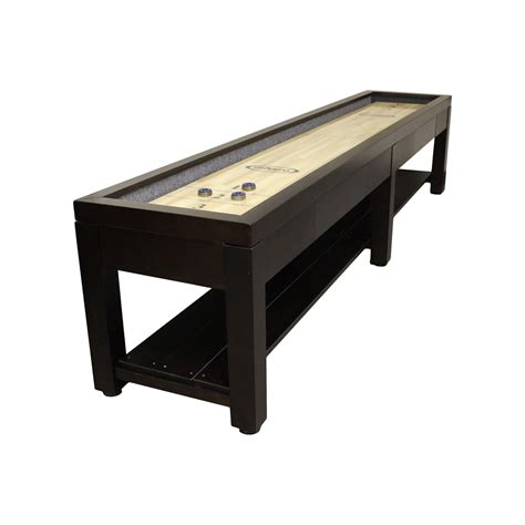 12 ft shuffleboard table 12 imperial premier penelope shuffleboard table with