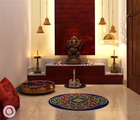 how to decorate mandir at home 8 mandir designs for contemporary indian homes