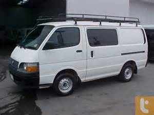 Toyota Hiace For Sale Usa Used Toyota Hiace Rzh103r Panel Vans Year 2000 Price