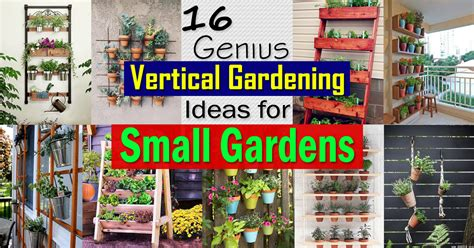 ideas for small balcony gardens 16 genius vertical gardening ideas for small gardens