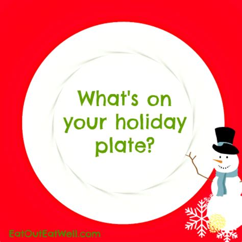 12 Tips On What You Eat During Holidays by What S On Your Plate 9 Easy Calorie Saving Tips