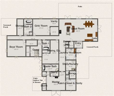 Future House Plans Down Home Pinterest