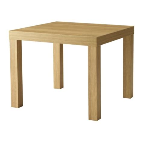 Oak Effect Side Table Lack Side Table Oak Effect Ikea