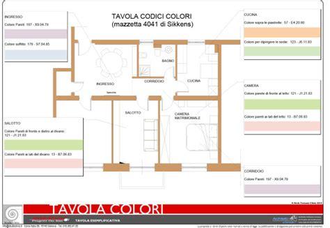 tavole colori per pareti tavola colori architettiamo progetti