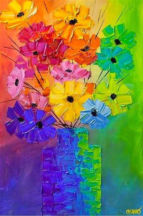 cuadros abstractos faciles cuadros faciles de pintar en acrilico manualidades