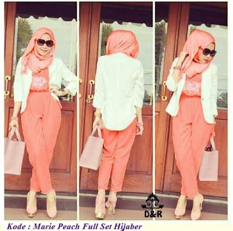 Hijaber Set grosir baju muslim hijaber set modenagrosir