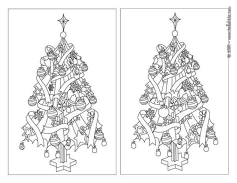 printable christmas spot the difference games xmas tree shines bright online games hellokids com