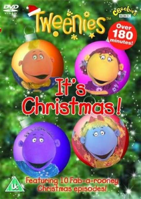 Home Decor Black Friday by Tweenies It S Christmas Dvd Zavvi Com