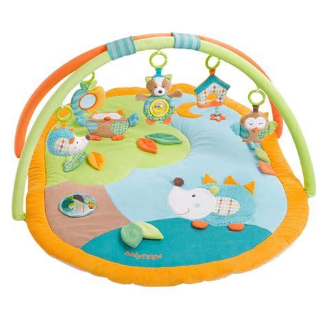 3d Activity Decke by Fehn 3 D Activity Decke Sleeping Forest Babymarkt De