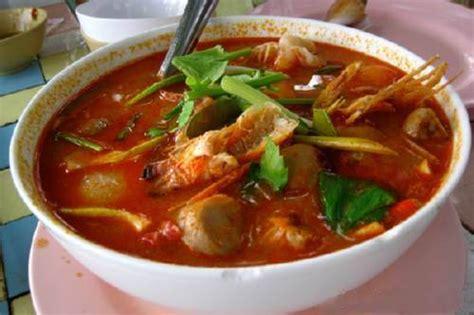 tom yam thai tom yam paste