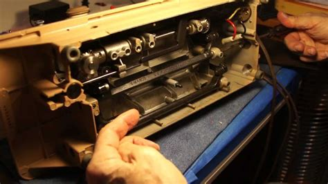 Ve Maxy singer 401a sewing machine maintenance