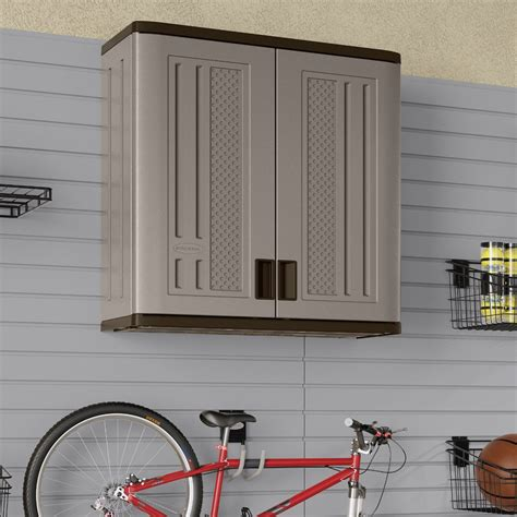 wall mounted garage cabinets wall mounted garage cabinet in storage cabinets