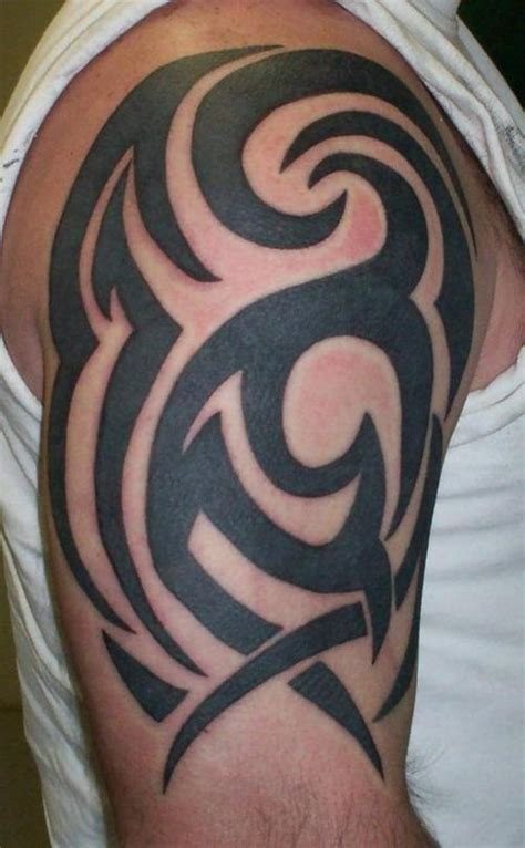 tribal sleeve tattoos for mens arms tribal arm tattoos gallery