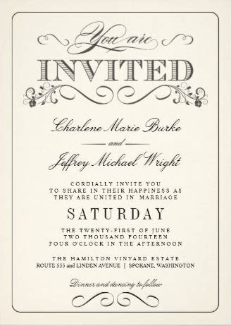 i cordially invite you all to my wedding cordially invited template best template collection