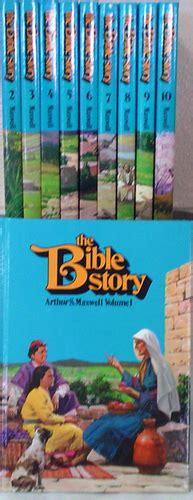 Bible Story Book 1 Set 4pc the bible story ten volume set arthur s maxwell