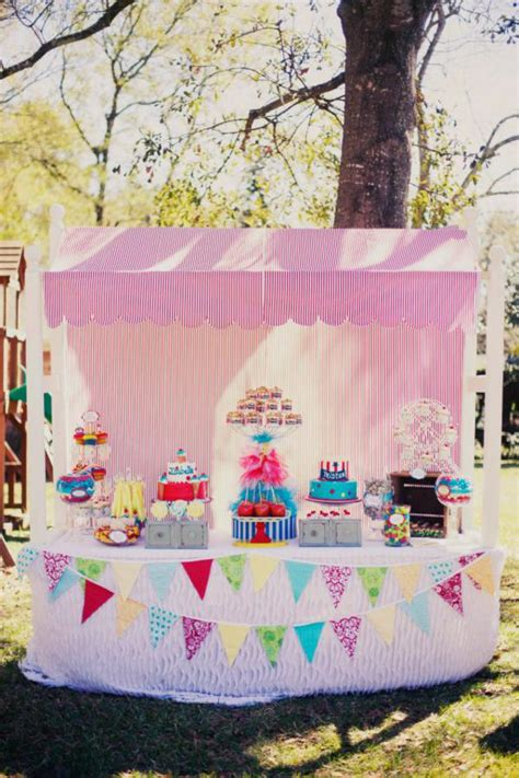 karas party ideas carnival boy girl birthday party planning cake decorations ideas