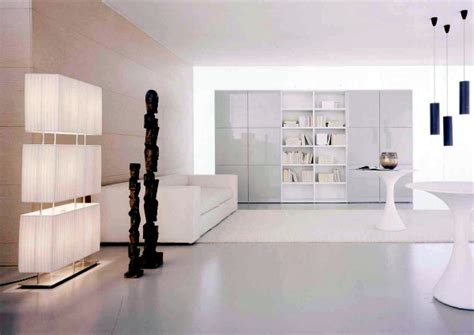 Interior Design White Living Room by White Minimalist Living Room 20 Modern Design Ideas