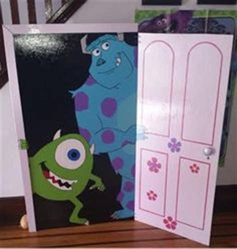 pixar classroom door 1000 ideas about monsters inc doors on monsters inc inc and