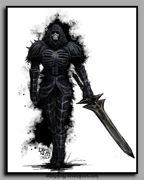 darkwraith by dizzynicky on deviantart