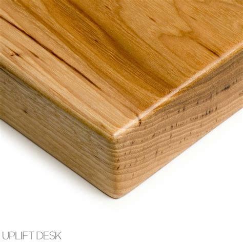 the human solution uplift uplift natural pecan solid wood desktop the human solution