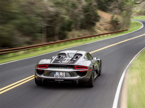 henessy porsche porsche finishes production of the 918 spyder
