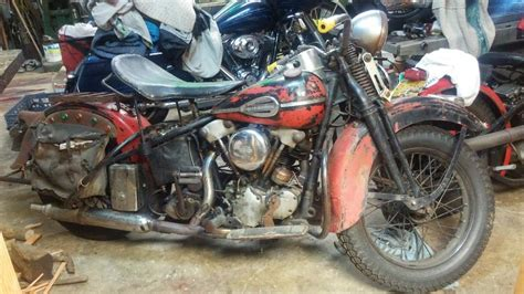 Knucklehead Harley Davidson by Harley Knucklehead Motorcycles For Sale