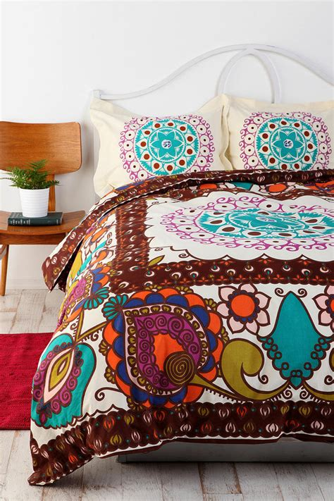 Surf Duvet Cover Mod Boho Duvet Cover From Urban Outfitters