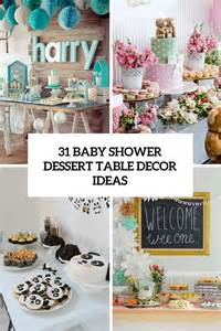 baby shower table decorations ideas cutest baby shower decor ideas archives digsdigs