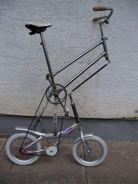 weird  strange bicycles barnorama
