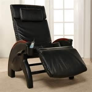 Tony little tony little destress anti gravity massage recliner onyx