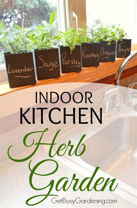 indoor kitchen herb garden 25 best ideas about kitchen herb gardens on pinterest