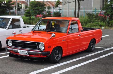 japanese nissan pickup datsun 1200 pick up japanese old cars pinterest