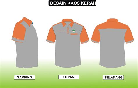 Kaos Baju Graphic design graphics with corel draw desain kaos kerah dan
