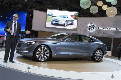 Toronto Star Auto by General Motors Gives Solid Update At Show Toronto Star