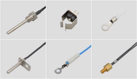 ntc resistor r85 industrial appliances sensor exles semitec corporation