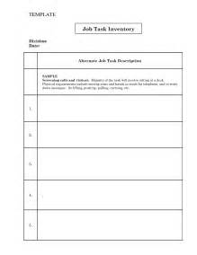 Duties Checklist Template by Best Photos Of Duties Checklist Template